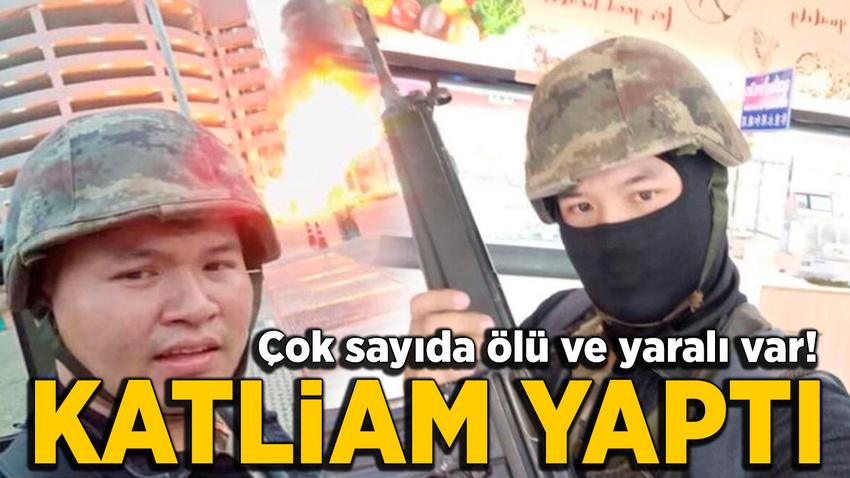 AVM'de katliam! 12 kişi öldü çok sayıda yaralı var