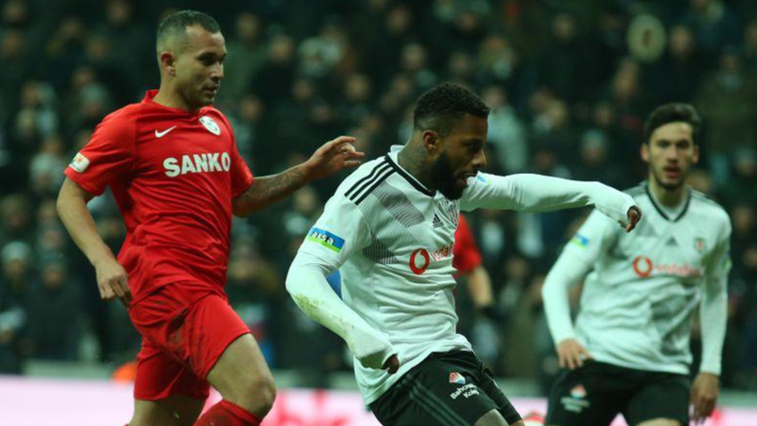 Beşiktaş'ta Jeremain Lens sürprizi