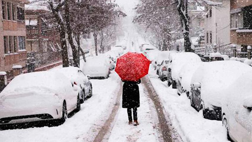 Meteoroloji'den uyarı: kar, buzlanma ve don...