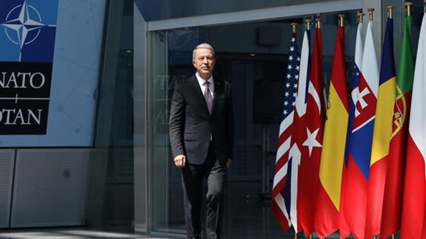 Bakan Akar, NATO Savunma Bakanları Toplantısı'na katılacak