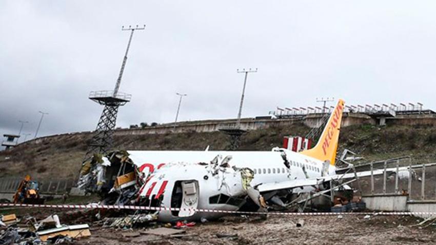 Uçak kazasıyla ilgili 165 kişinin ifadesi alındı