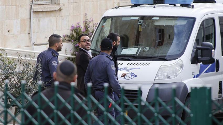 İsrail'den, Kudüs Valisi Gays'a Batı Şeria'ya girme yasağı