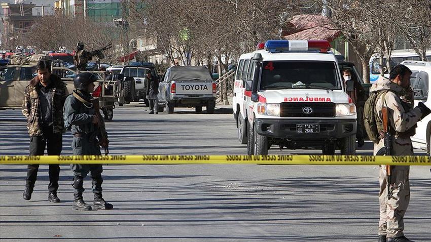 Kabil'de intihar saldırısı: 5 ölü