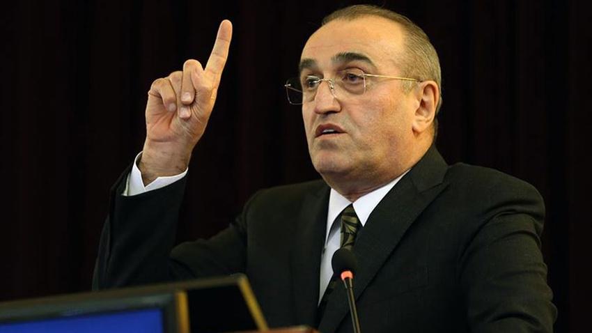 Abdurrahim Albayrak'tan borç açıklaması