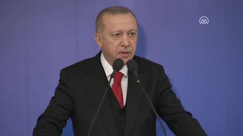 Cumhurbaşkanı Erdoğan: Mankurtlar yine sahnede