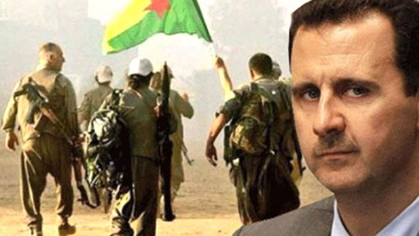 Esad ile YPG, Rus üssünde masaya oturdu
