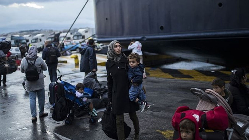 Yunanistan haftada 200 göçmeni geri gönderme planı