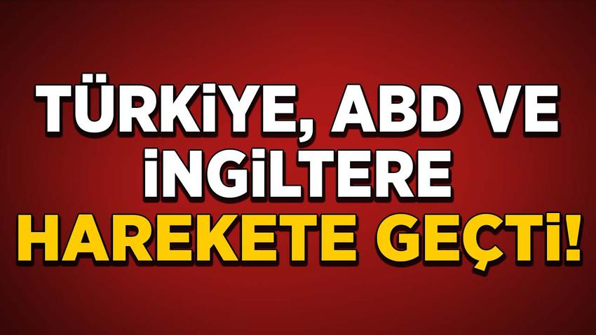 Türkiye, İngiltere ve ABD'den BAE başvurusu