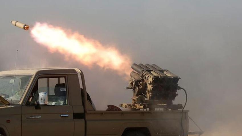 Irak'ta ABD askeri üssüne saldırı