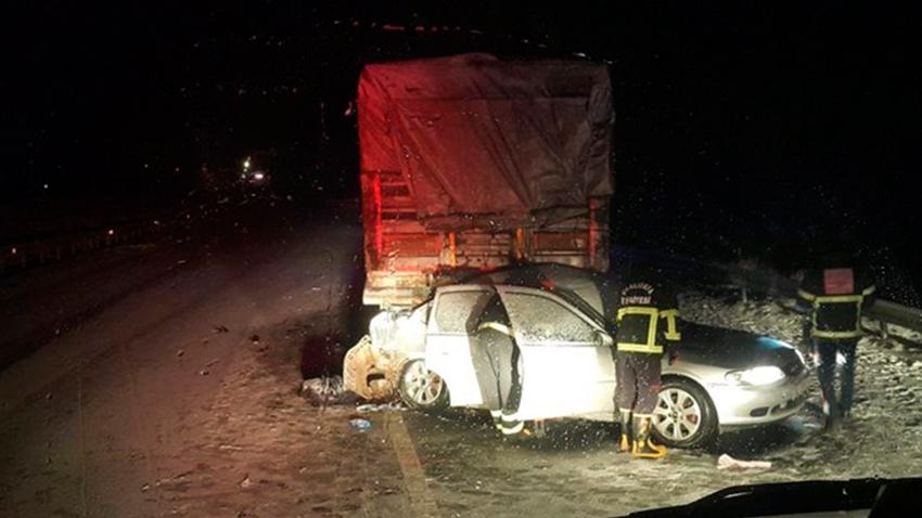 Şanlıurfa'da feci kaza: Aynı aileden 3 ölü