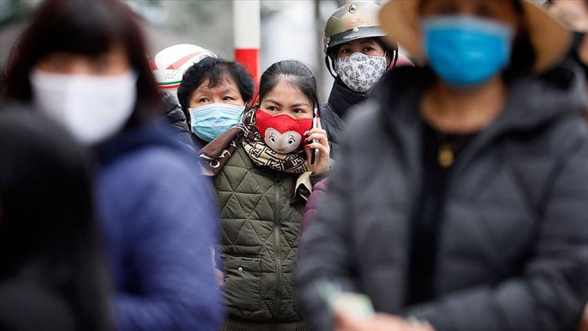 Vietnam'da Kovid-19 salgını nedeniyle 10 bin kişinin yaşadığı bölge karantinaya alındı