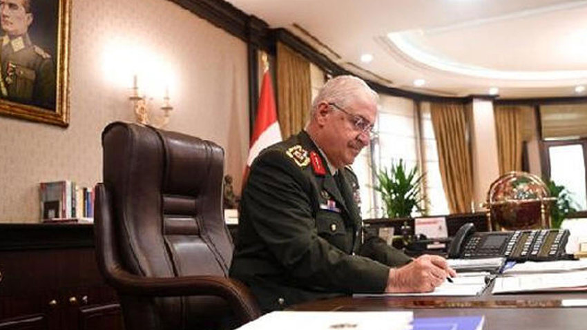 Orgeneral Güler, Rus mevkidaşı ile görüştü