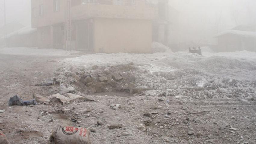 PKK'dan polis aracına bombalı saldırı düzenlendi