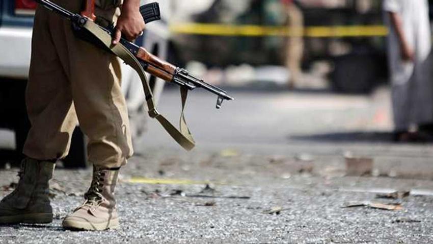 Mısır'da otel girişinde silahlı saldırı
