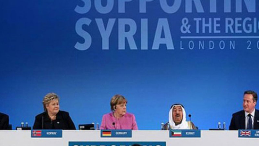 Suriye Bağışçılar Konferansı'nda 10 milyar dolarlık rekor bağış