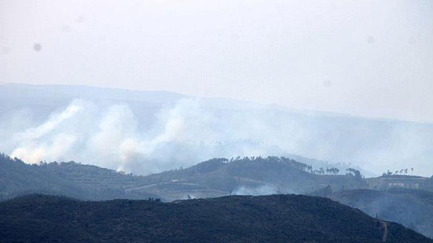 Esed rejimi bombalamaya devam ediyor