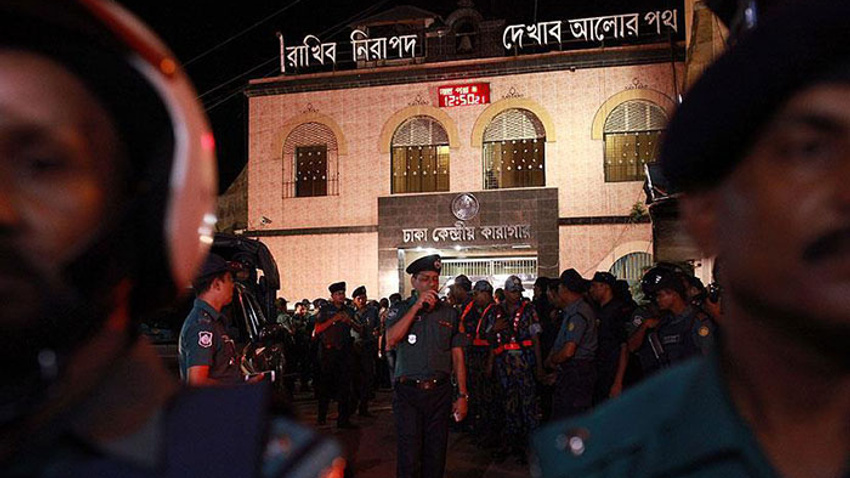 Cemaat-i İslami partisinin lideri Nizami'nin idam edilmesine dünyadan tepkiler geldi
