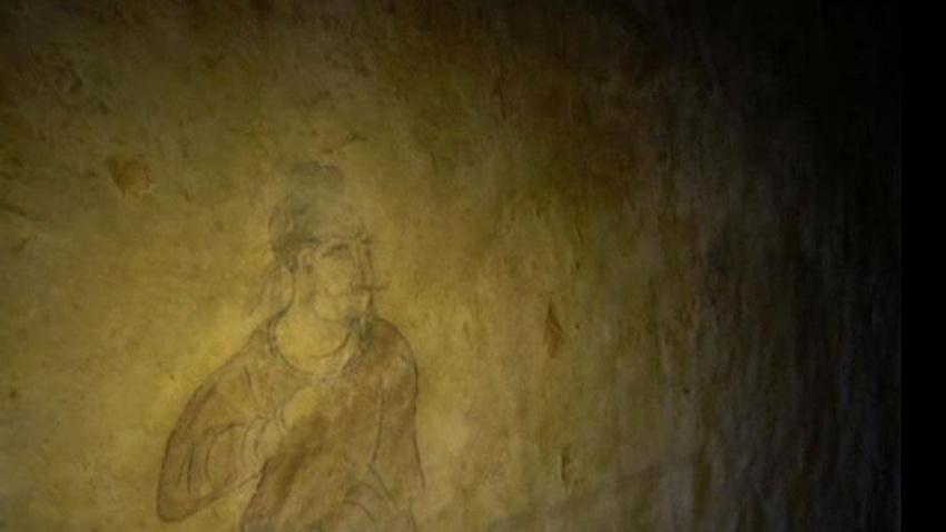 TİKA Göktürkler'e ait kurganı müze yapacak