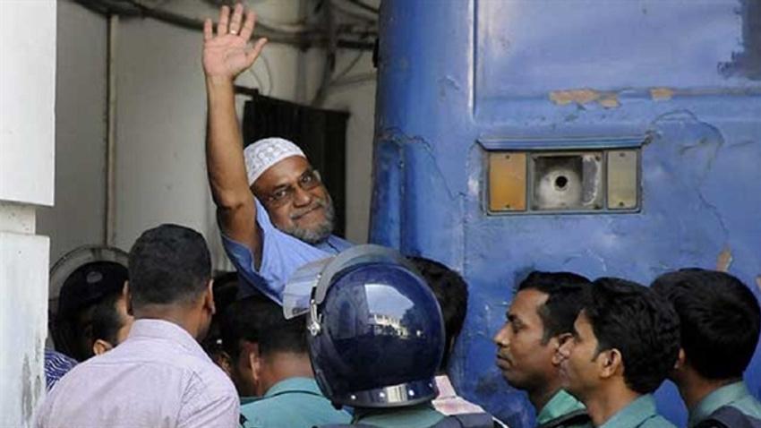 Bangladeş'te Cemaat-i İslami liderleri Mir Kasım Ali idam edildi