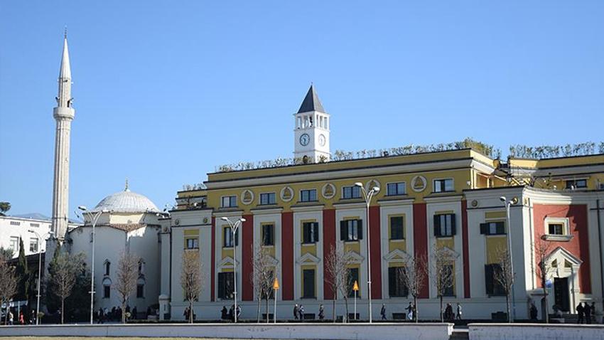 TİKA, Arnavutluk'un gelişimine önemli katkı sağlıyor