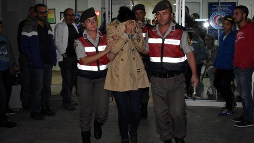PKK'ya üye olmaktan aranıyordu samanlıkta yakalandı
