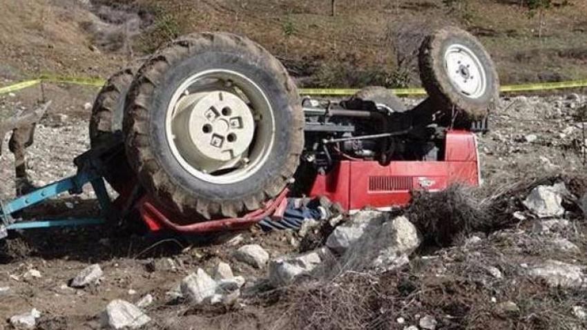 7 yıl arayla ikisi de... Lanetli traktör!