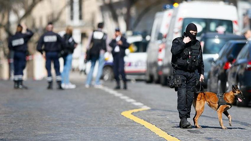 Paris'teki IMF ofisinde patlama meydana geldi