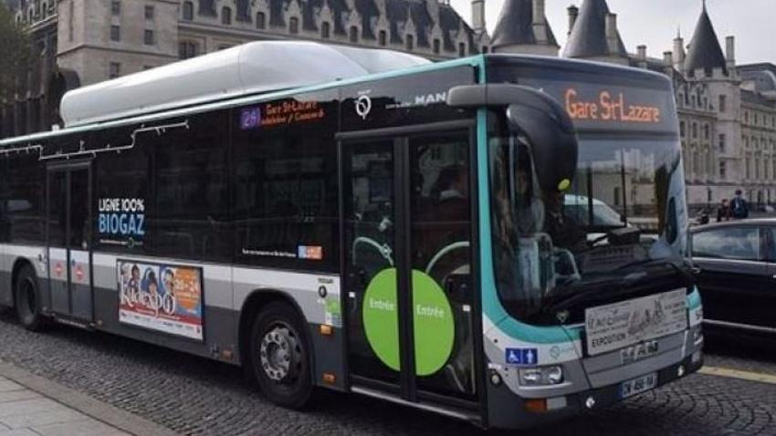 Paris'te kadınlara özel otobüs uygulaması başlıyor