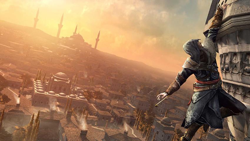 Assassin's Creed'de Anadolu sürprizi