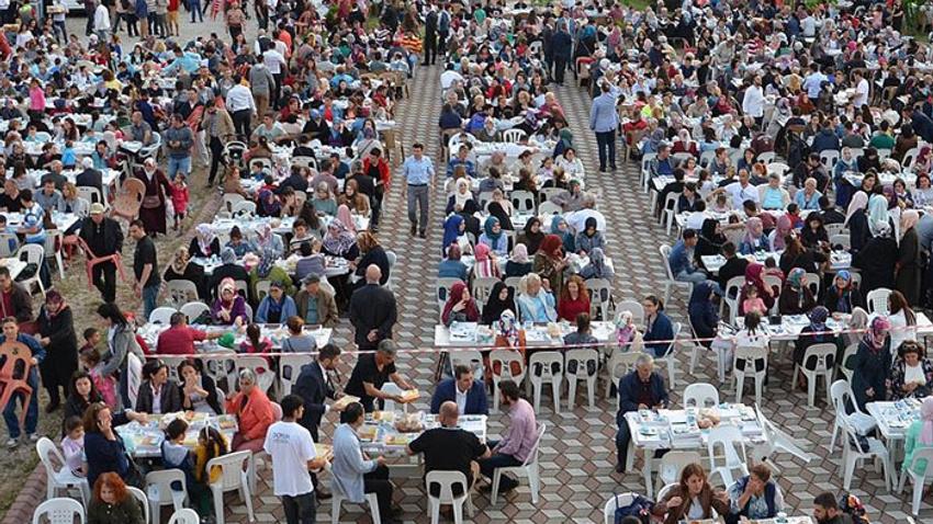 Diyarbakır'da 10 bin kişilik iftar programı yapılacak