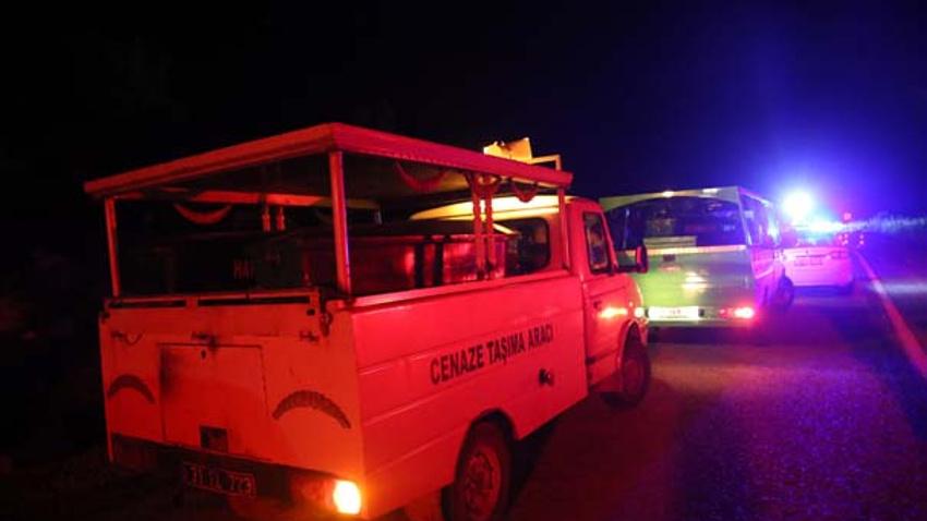 Hatay'da feci kaza! 4 ölü