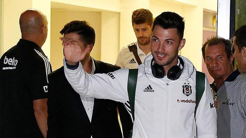 Beşiktaş'ın Çin yolculuğu başladı
