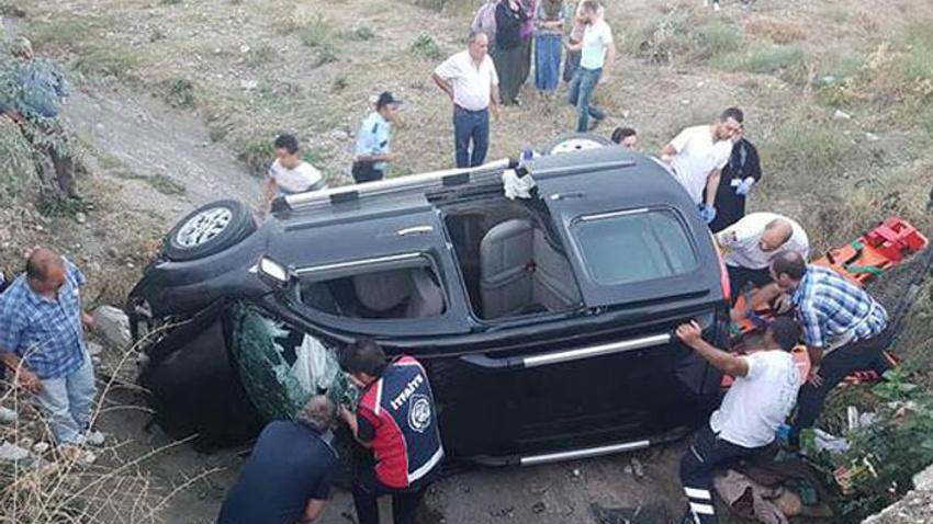 Katliam gibi kaza: Çok sayıda ölü ve yaralı var