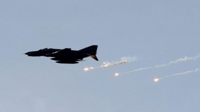 Rusya'dan Suriye'ye hava saldırısı: 34 ölü