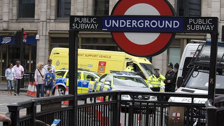 İngiltere'de terör tehdit seviyesi düşürüldü