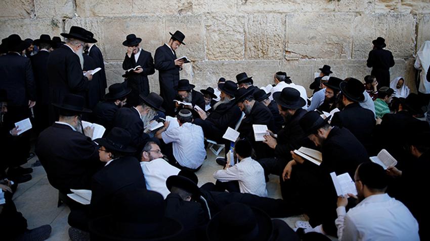 Yahudi Mezalimi (32) Yahudiler Allah'a şirk koştu