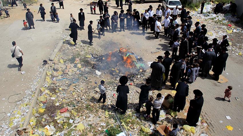 Yahudi Mezalimi (23) Yahudiler Allah'ın emrine karşı geldi