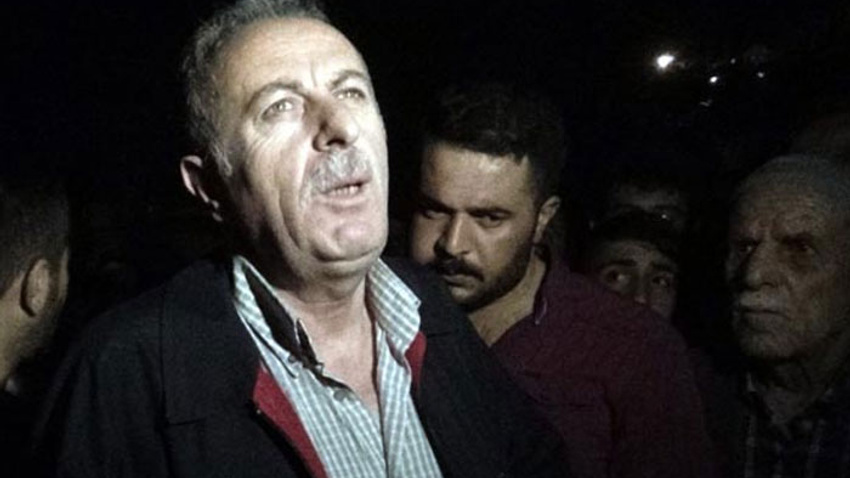 PKK'lı teröristler belediye başkanının evine ateş açtı