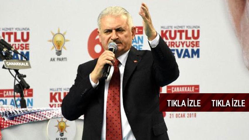 Yıldırım: Türk ekonomisi harekattan etkilenmez