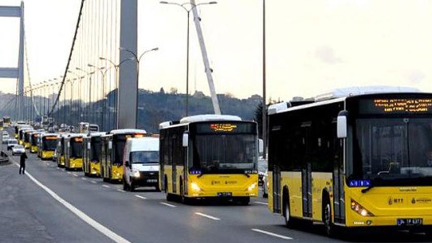 Hafta sonu toplu taşıma ücretsiz mi? İETT'den flaş duyuru