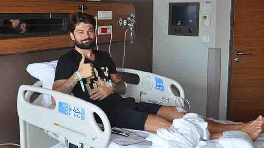 Eren Tozlu, ameliyat edildi