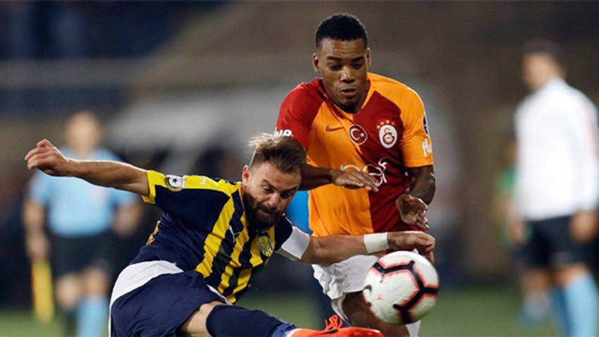 Ankaragücü Galatasaray maçına trafik engeli! Abdurrahim Albayrak devre