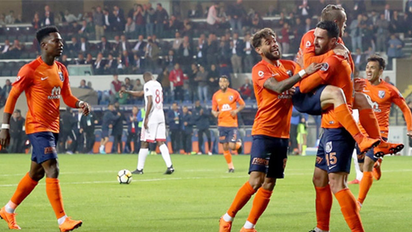 Başakşehir'in konuğu Trabzonspor