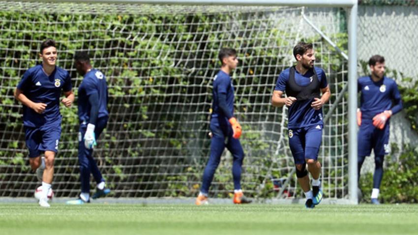 Fenerbahçe'de Malatyaspor hazırlıkları başladı