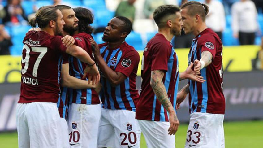 Trabzonspor'un başı sakatlıklarla dertte!