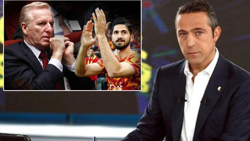 Ali Koç'tan Emre Akbaba tepkisi: Bu ne saygısızlık