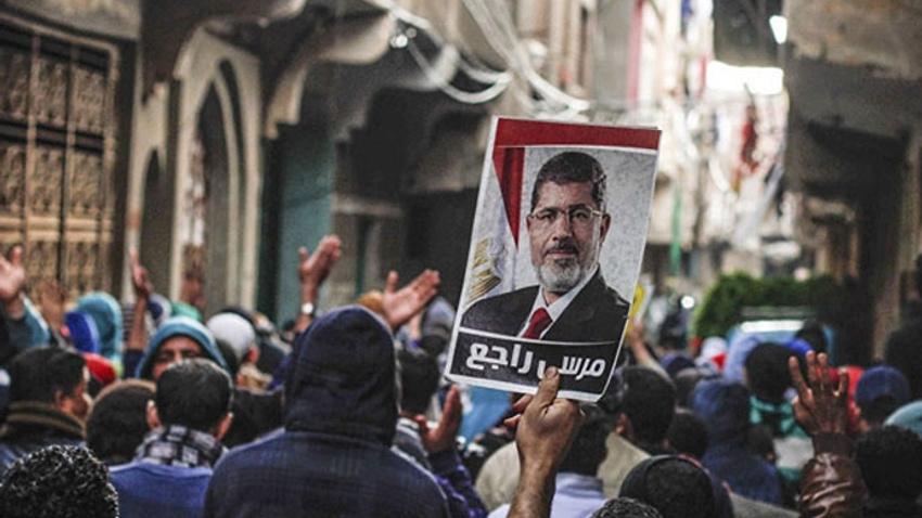 Mısır'da Mursi ve binlerce kişinin mal varlığına el konuldu