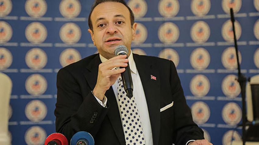 Egemen Bağış'tan milli takıma 2024 çağrısı