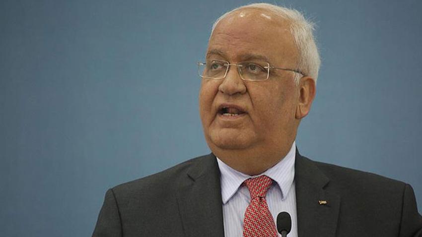 Filistin Kurtuluş Örgütü'nden BM ve AB'ye İsrail çağrısı