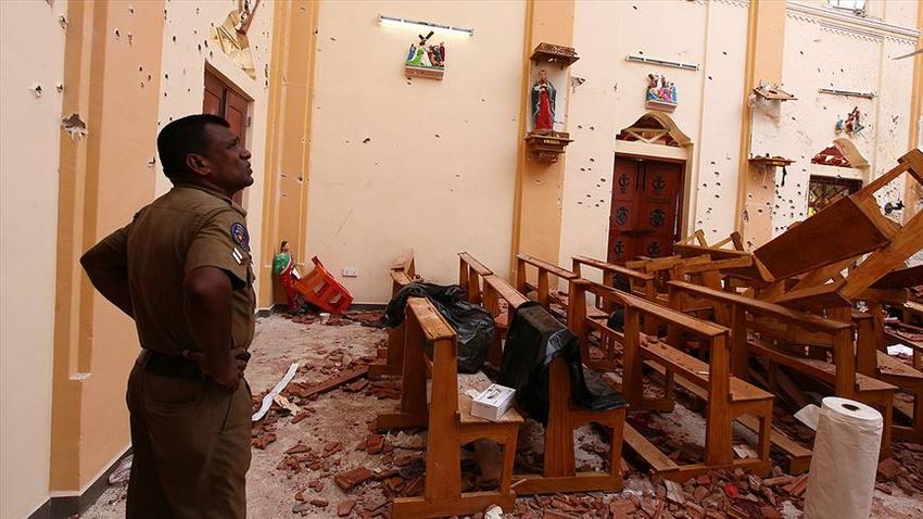 Sri Lanka hükümeti: Saldırılar Yeni Zelanda'ya cevap olarak yapıldı